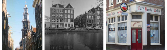 Willy Alberti Wandel Tour door de Jordaan